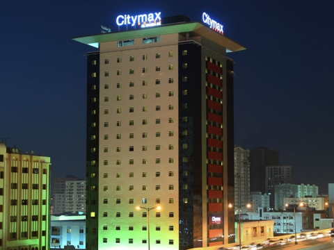 City Max Sharjah 3 *