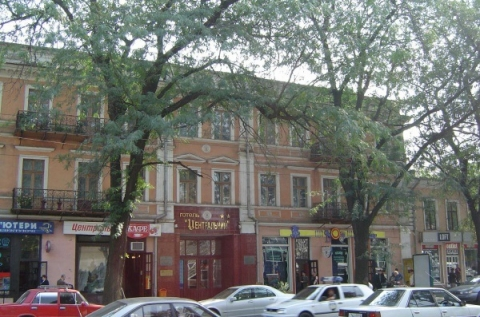 Central Odessa Hotel 3 *