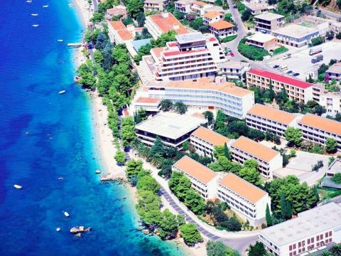Hotel Mediteran Podgora 3 *