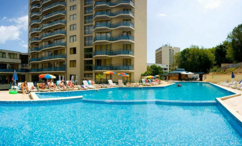 Royal Golden Sands 4 *