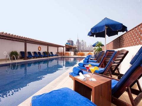 City Max Bur Dubai 3 *