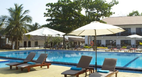 Amaan Bungalows Beach Resort 3 *