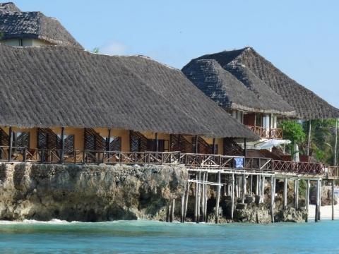 Amaan Bungalows Beach Resort 3 *