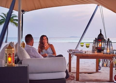 Свадьба в отеле Constance Halaveli Resort 5* Deluxe