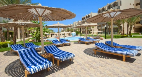 Nubia Aqua Beach Resort  5 *