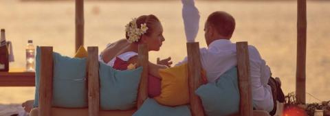 Свадьба в отеле The Sun Siyam Iru Fushi Maldives 5*